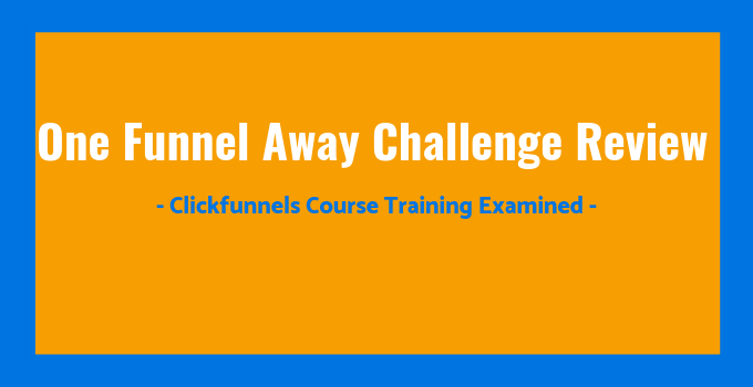 Examine This Report about Clickfunnels Training